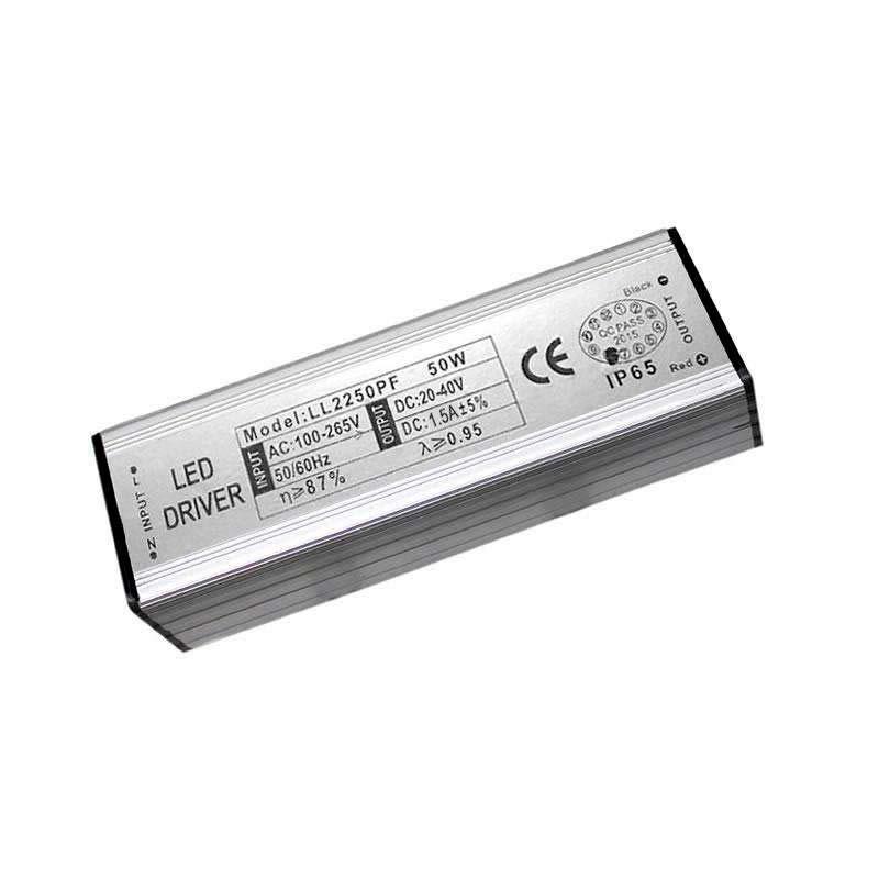 LED Driver DC20-40V/50W/1500mA