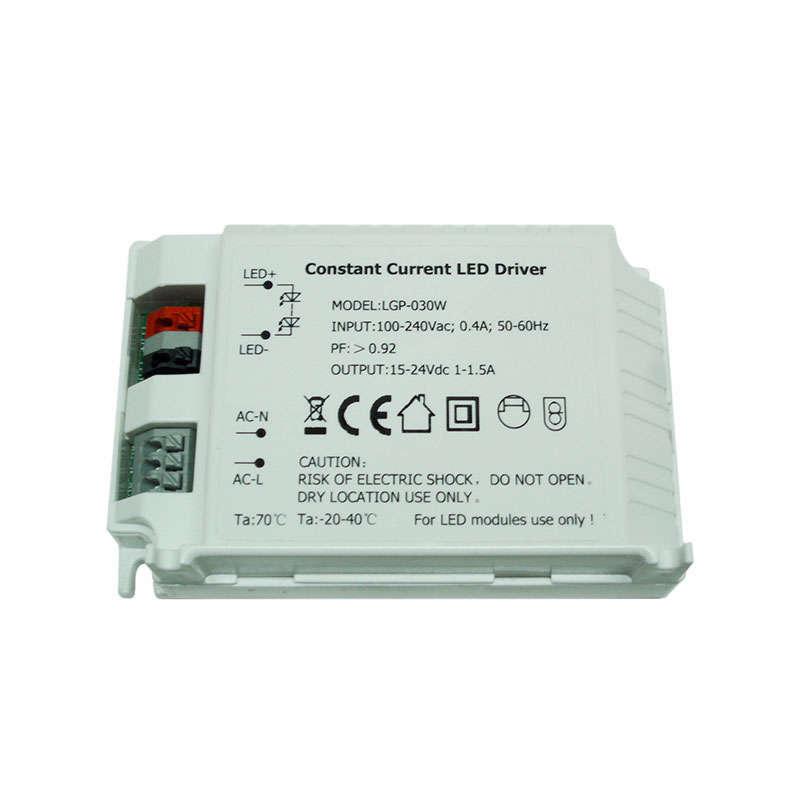 LED Driver DC15-24V/36W/1500mA