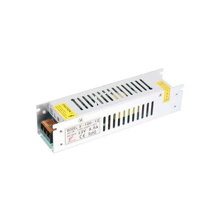Fuente de alimentación conmutada DC12V/100W/8,5A