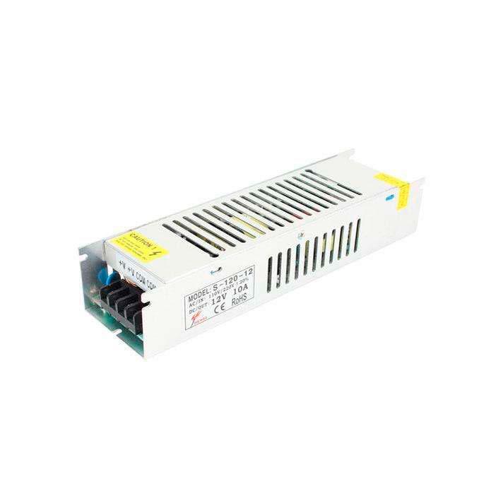 Fuente de alimentación conmutada DC12V/120W/10A