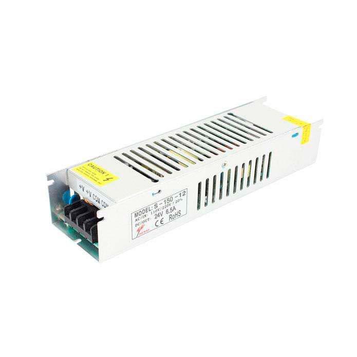 Fuente de alimentación conmutada DC24V/150W/6,5A