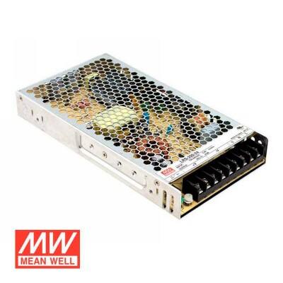 Fuente de alimentación 24V/200W/8.8A Mean Well LRS-200-24