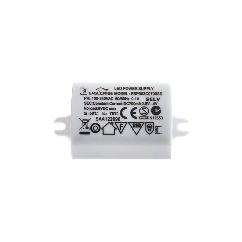 LED Driver DC2,5-4V/1x3W/700mA