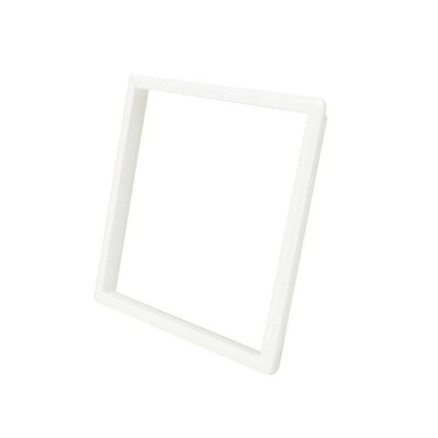 Marco decorativo socket Blanco