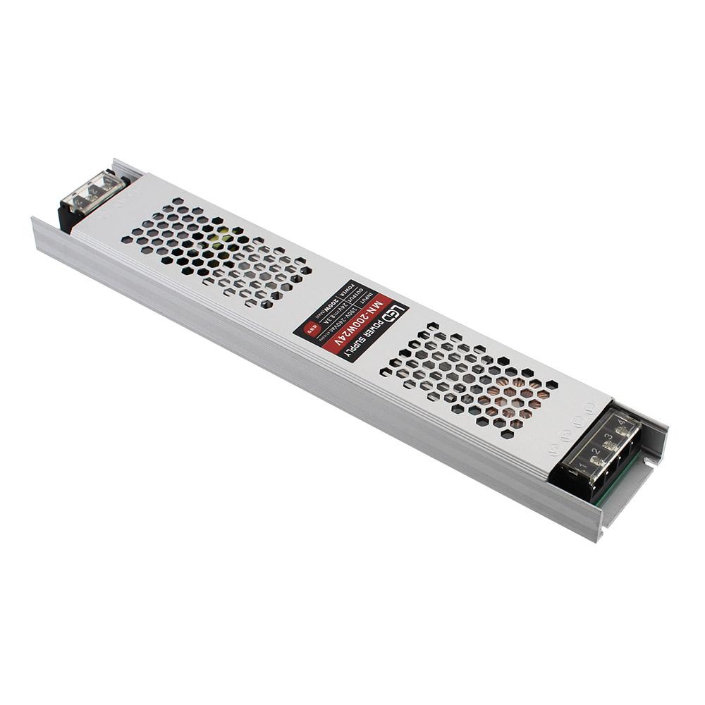 Fuente de alimentación Ultra Thin Slim DC24V/200W/8.3A
