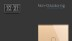 Controle de persianas táctil + remoto, frontal golden