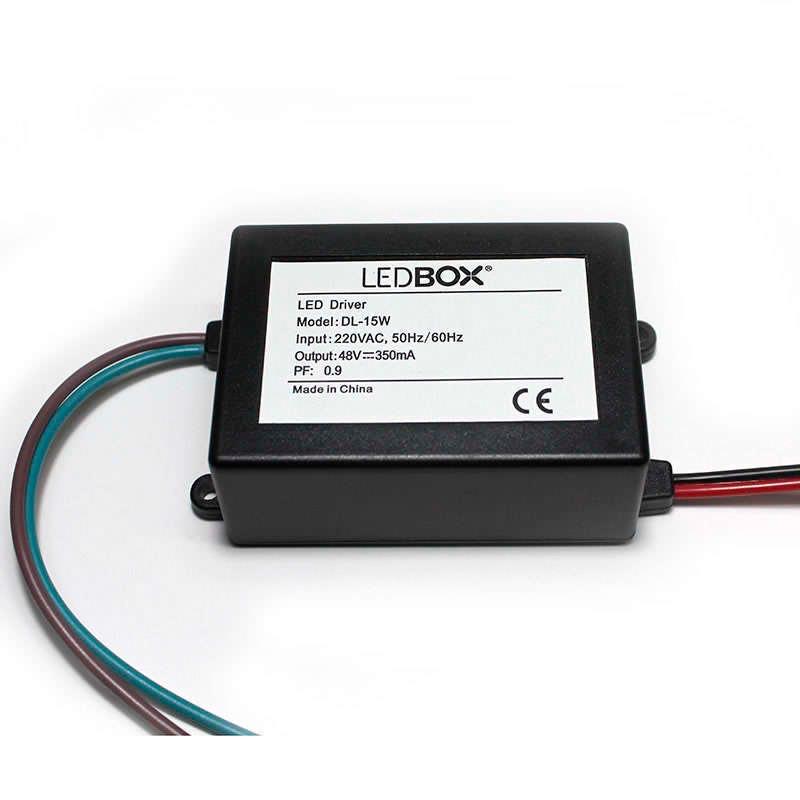 LED Driver DC45-60V/15W/320mA