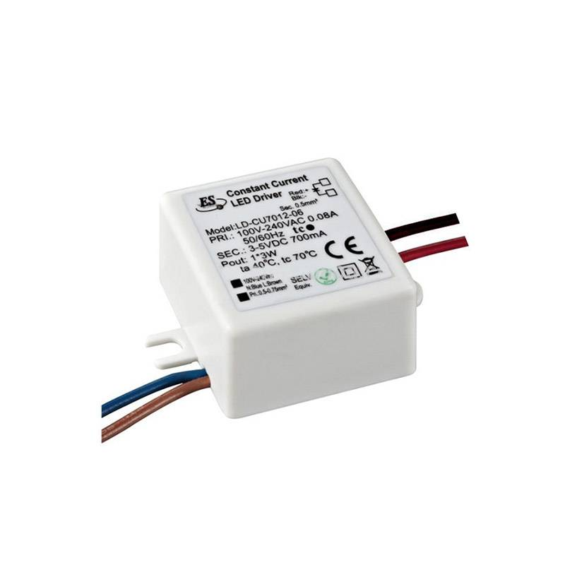 LED Driver DC3,5V/1x3W/700mA