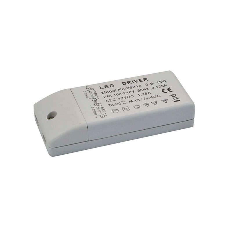 Fuente de alimentación DC12V/15W/1,25A
