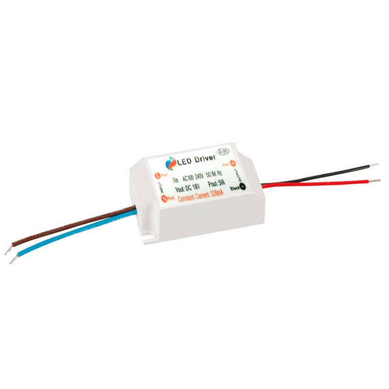 LED Driver DC9-18V/5x1W/320mA