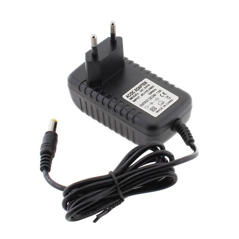 Adaptador de corrente DC12V/24W/2A