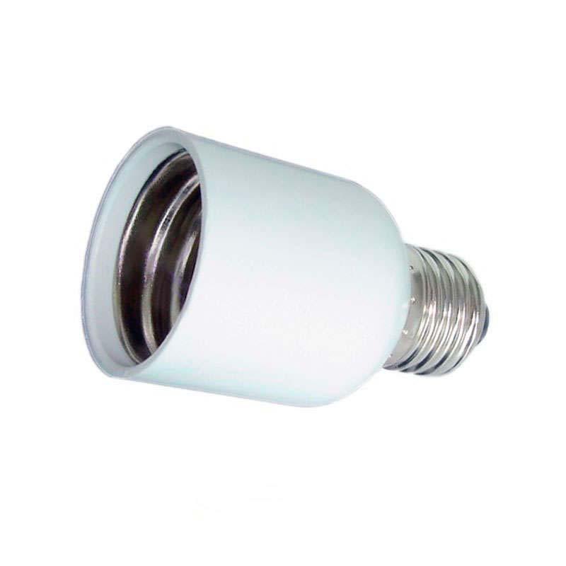 Adaptador / conversor para bombillas E40 a E27