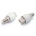 Adaptador / conversor para bombillas G9 a E14
