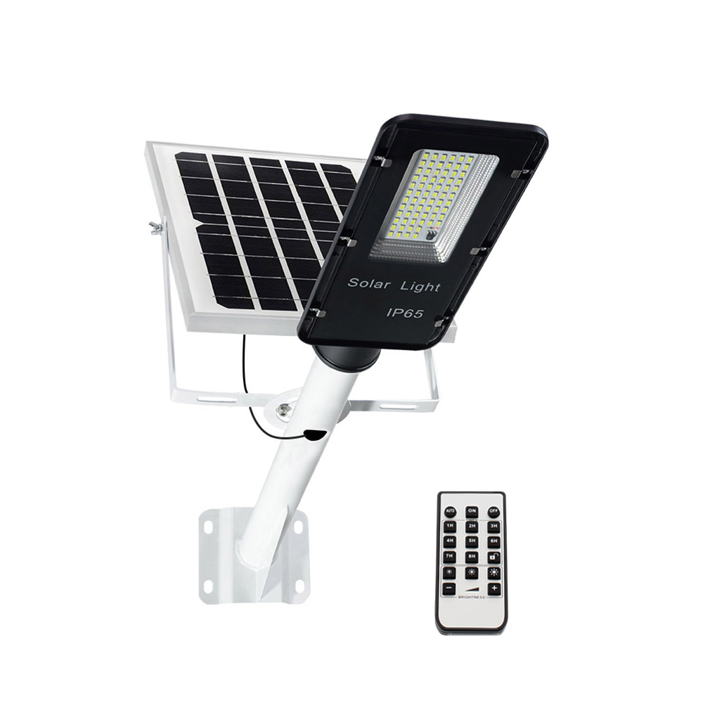 Farola LED Solar URBAN 50W + Mando a distancia