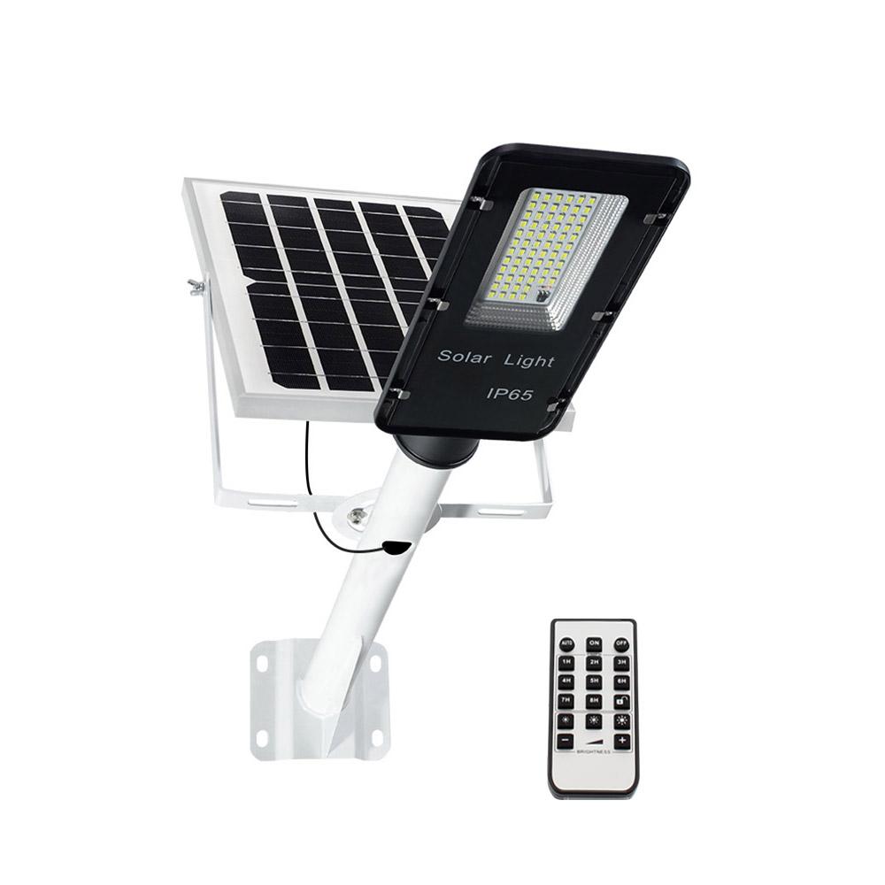 Farola LED Solar URBAN 50W + comando à distancia
