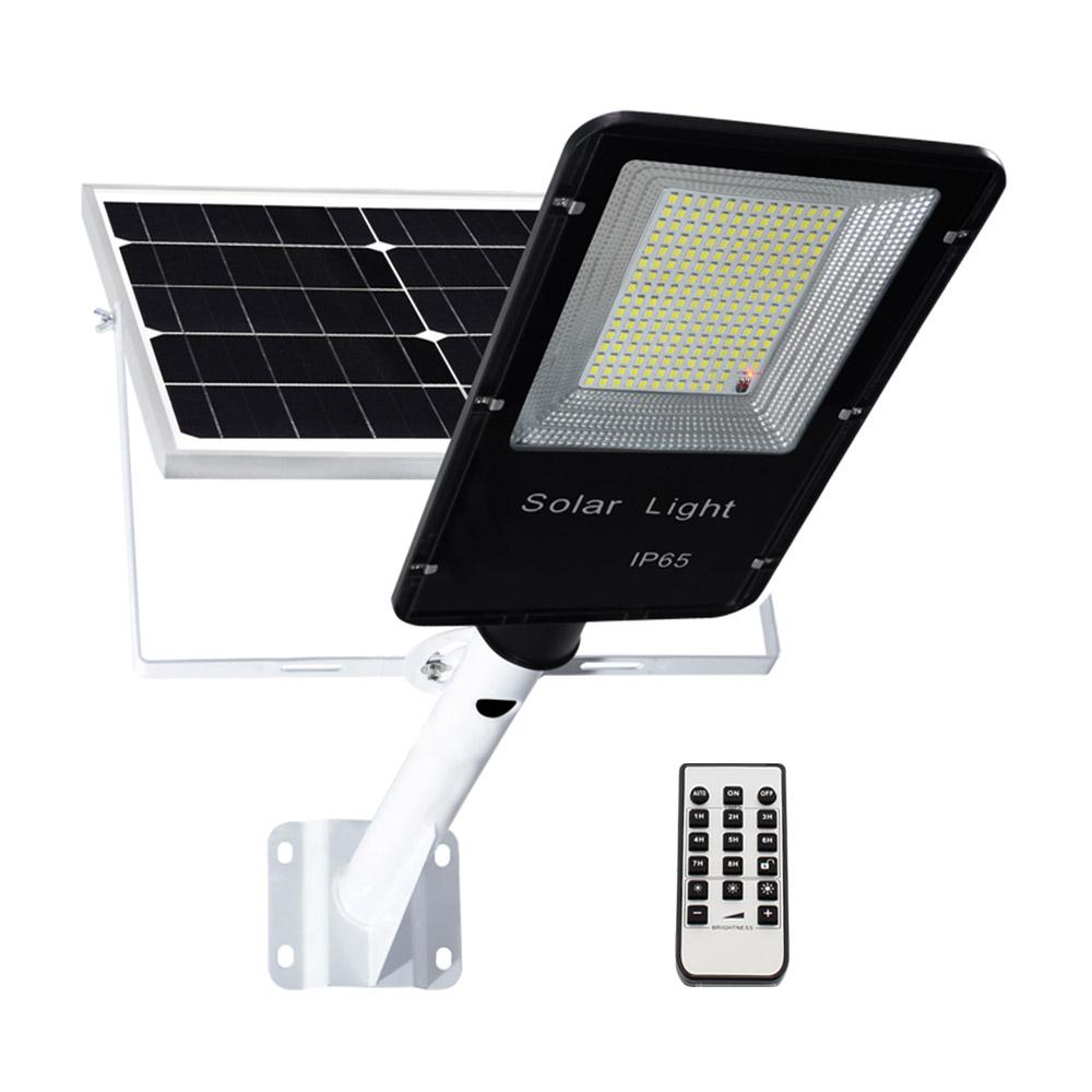 Farola LED Solar URBAN 150W + Mando a distancia