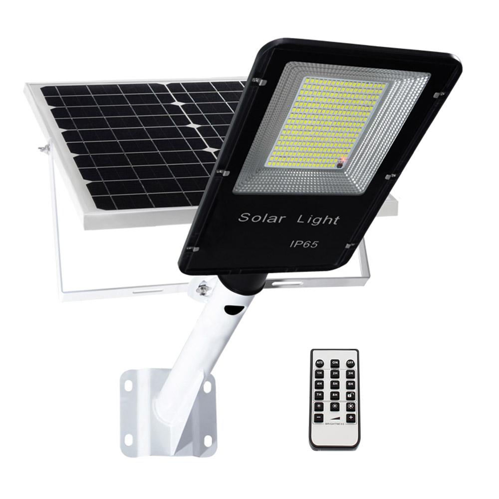 Farola LED Solar URBAN 200W + Mando a distancia