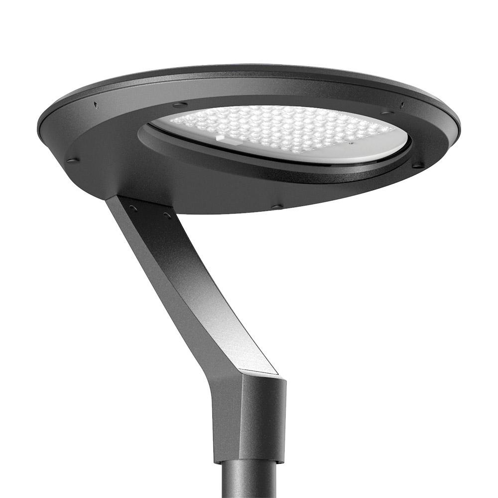 Farola LED 10-100W PYLOS, 47x150°, Programable