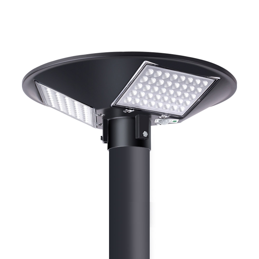 Luminária LED Solar URBAN UFO 120W