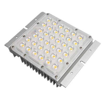 Módulo LED 50W Bridgelux 165lm/w para Farolas, Blanco cálido