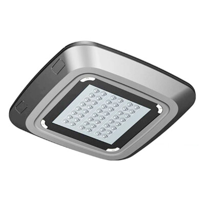 Farola LED 10-100W LUCCA Philips Driver programable, Blanco cálido, Regulable