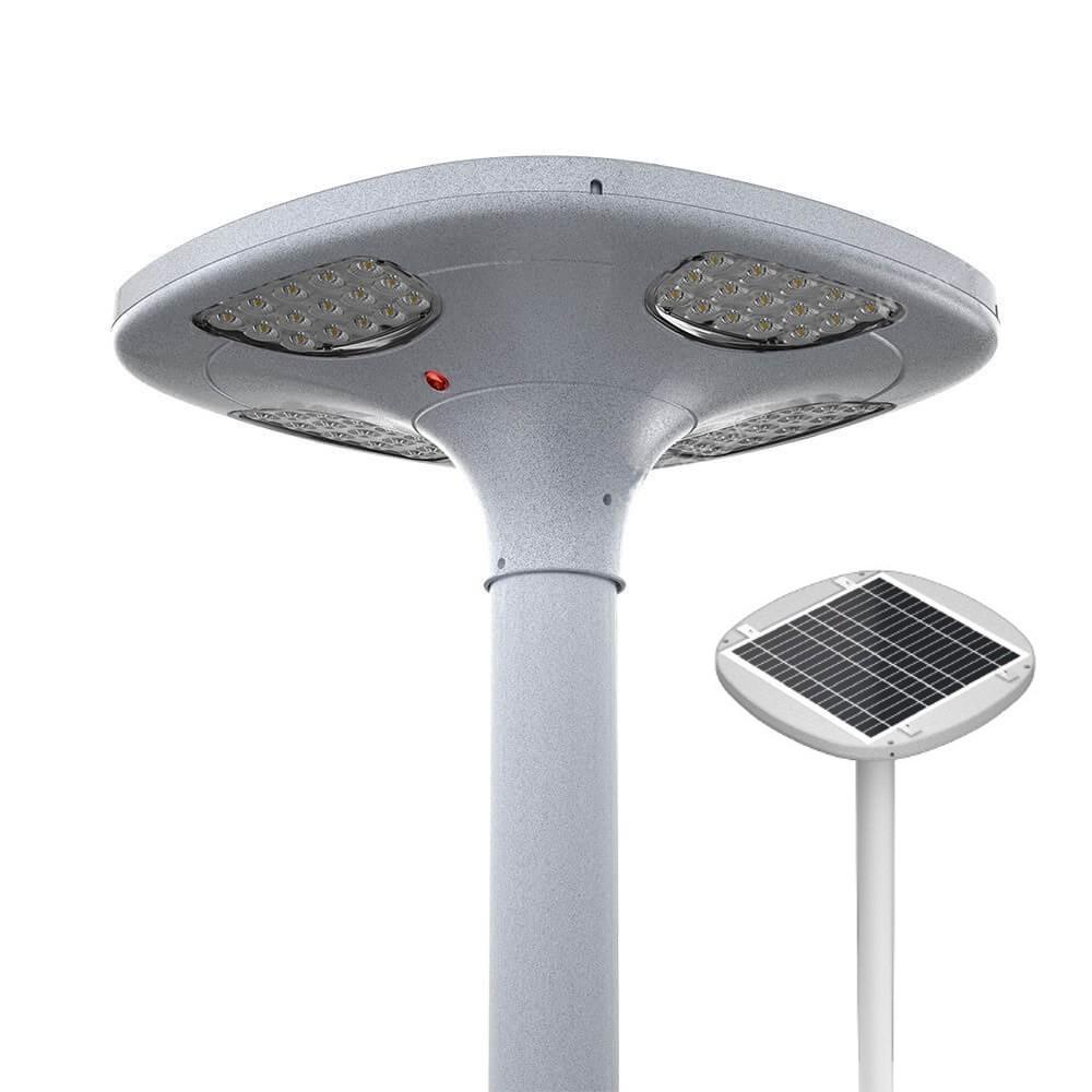 Farola LED Solar URBAN UFO LAND, 100W