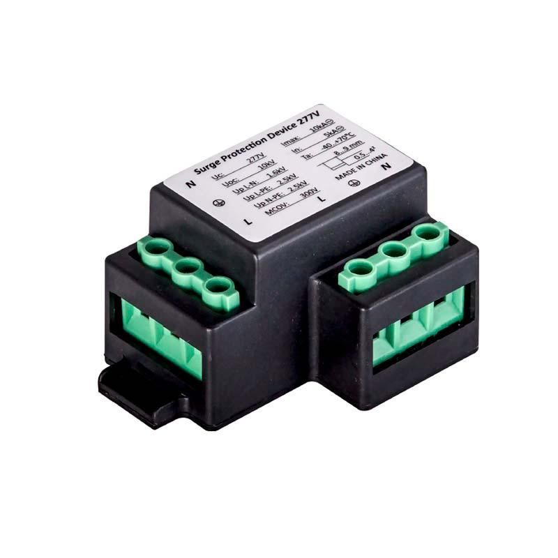 Módulo protector de sobretensiones 10 kV Clase I