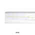 Campana lineal Led, IP20, 60cm, 75W, Chipled Philips Lumileds