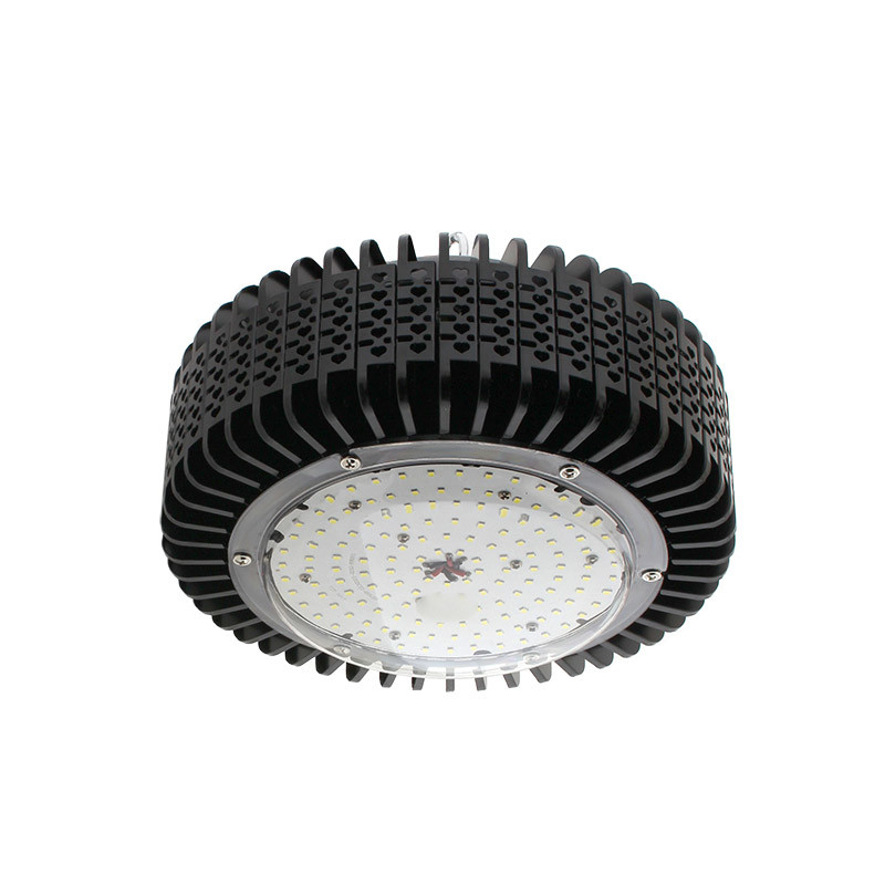 Campana LED industrial 100W,  Chipled OSRAM, IC Driverless, Blanco neutro