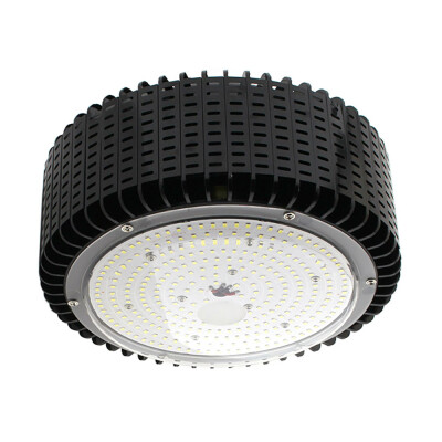 Campana LED industrial 250W,  Chipled OSRAM, IC Driverless, Blanco frío