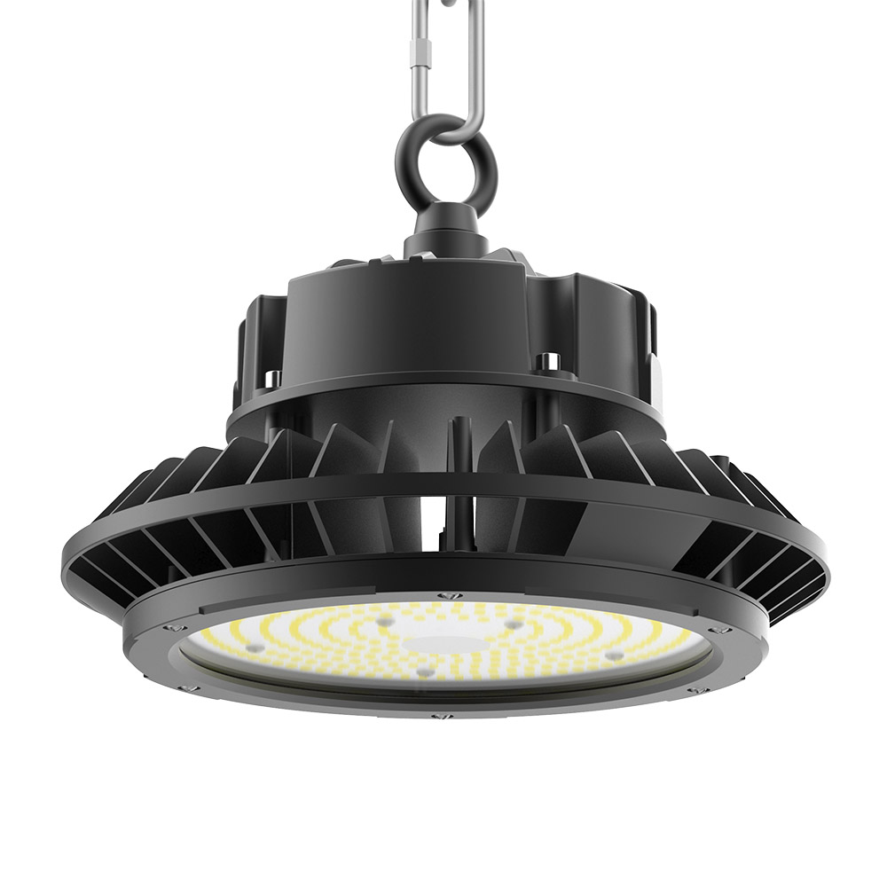 Campânula industrial UFO 200W Osram 1-10V regulavel