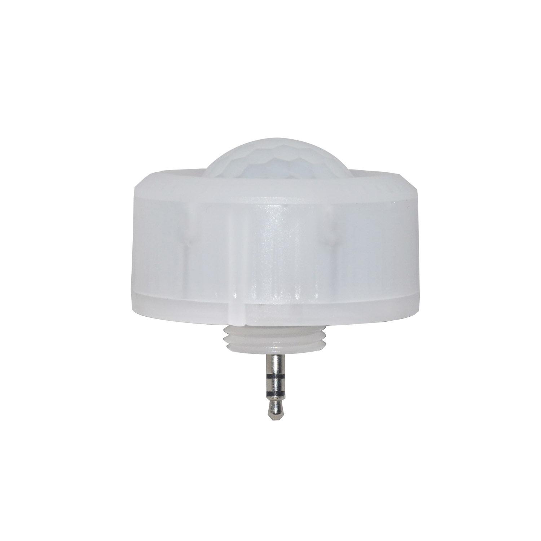 Detector de Movimiento y luminosidad PIR