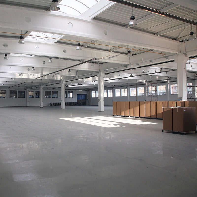 Campana Led industrial 100W, BridgeLux 45mil