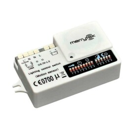 Sensor de movimiento Merrytek MC003V