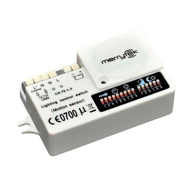 Sensor de movimento Merrytek MC003V