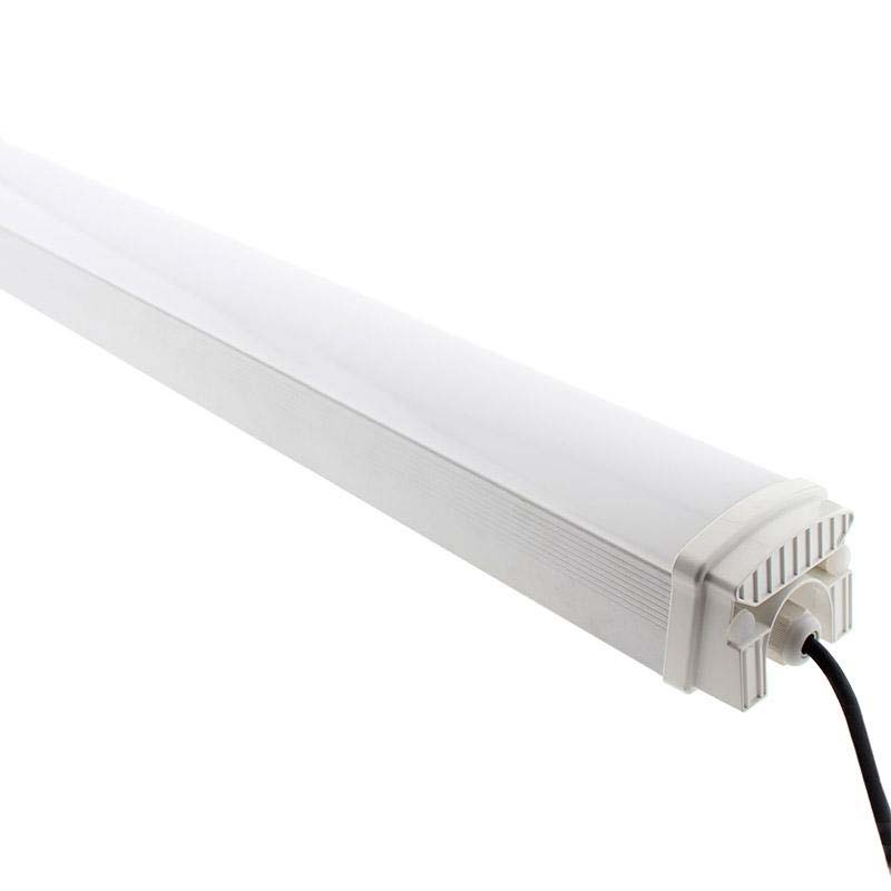 Campana lineal Industrial, IP65, 120cm, 60W, 150lm/w