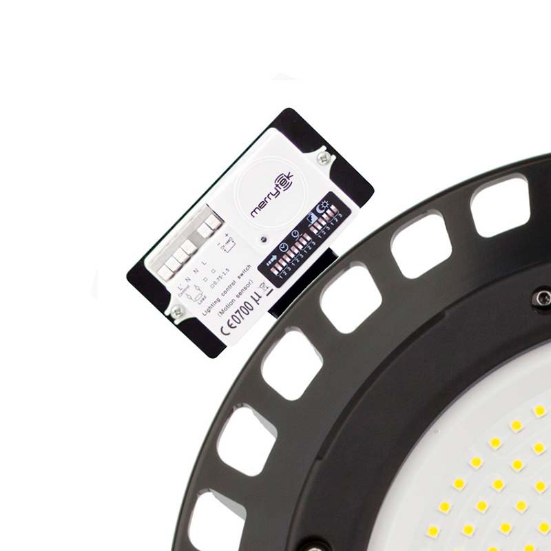 Sensor de Movimiento UFO LED HB