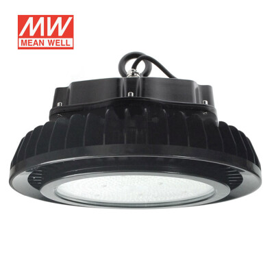 Campana industrial UFO HB 240W, ChipLed Samsung + MeanWell driver DALI regulable, Blanco frío, Regulable