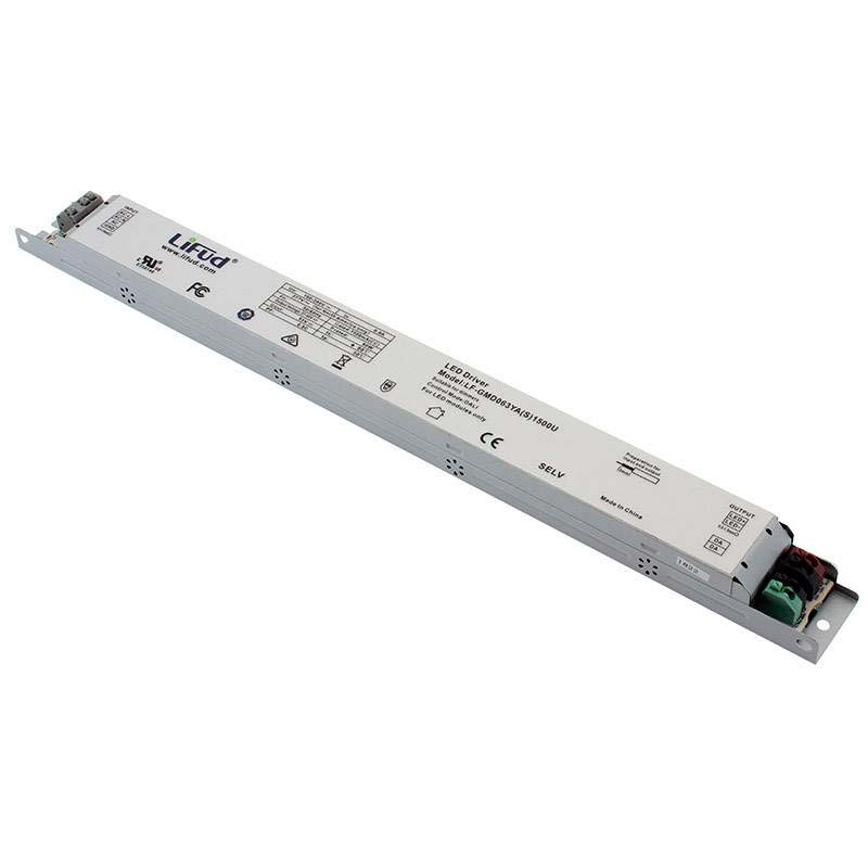LED Driver SERK DC27-40V/60W/1500mA Regulable DALI