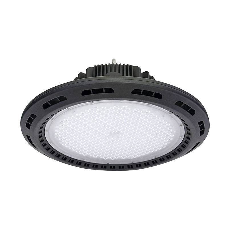 Campana industrial UFO 150W Bridgelux 0-10V regulable
