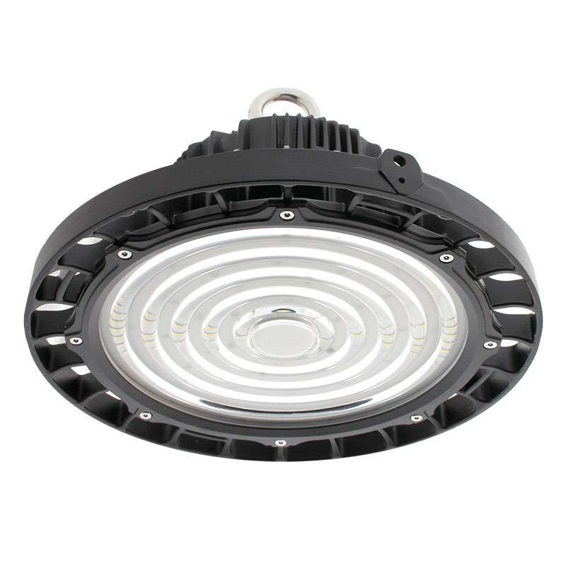 Campana Industrial LED UFO, 200W, Bridgelux, TRIAC Regulable