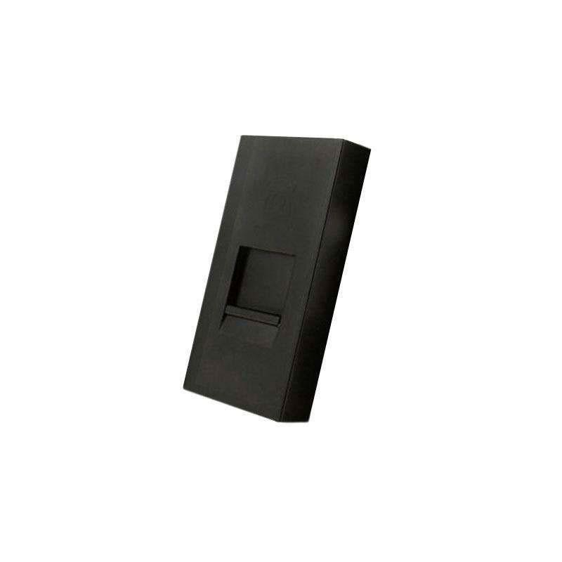 Conector Teléfono RJ11 negro