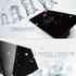 Frontal 3x cristal negro, 3 botones
