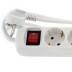 Base 5 tomadas com interruptor 3G1,5mm, 1,5m