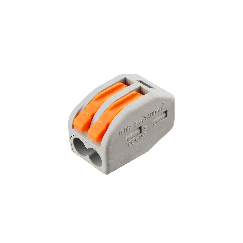 Conector rápido WAGO para cables 0,08-2,5mm2