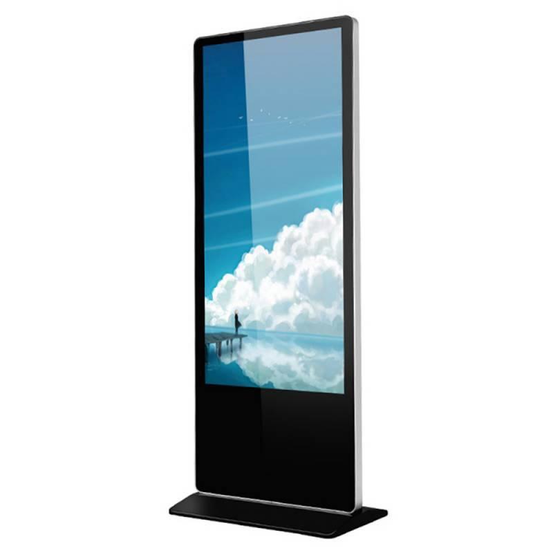 Tótem Cartel Publicitario Interactivo Táctil LCD Full HD LG 55