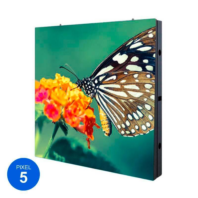 Pantalla Led Interior, Pixel 5, RGB, 64cmx48cm, Módulo Apilable