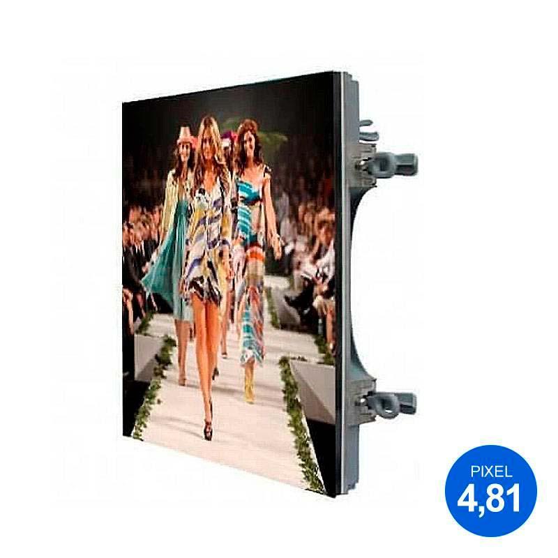 Rótulo Led Modular Exterior, Pixel 4.81 RGB, 50cmx50cm, Módulo Apilable