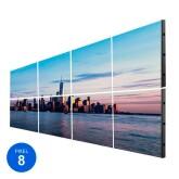 Pantalla Led Exterior, Pixel 8, RGB, 7.37m2, 8 Módulos